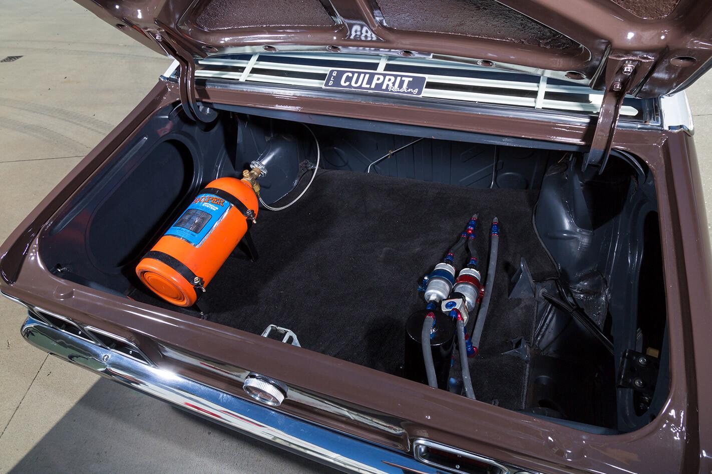 Holden LJ Torana boot