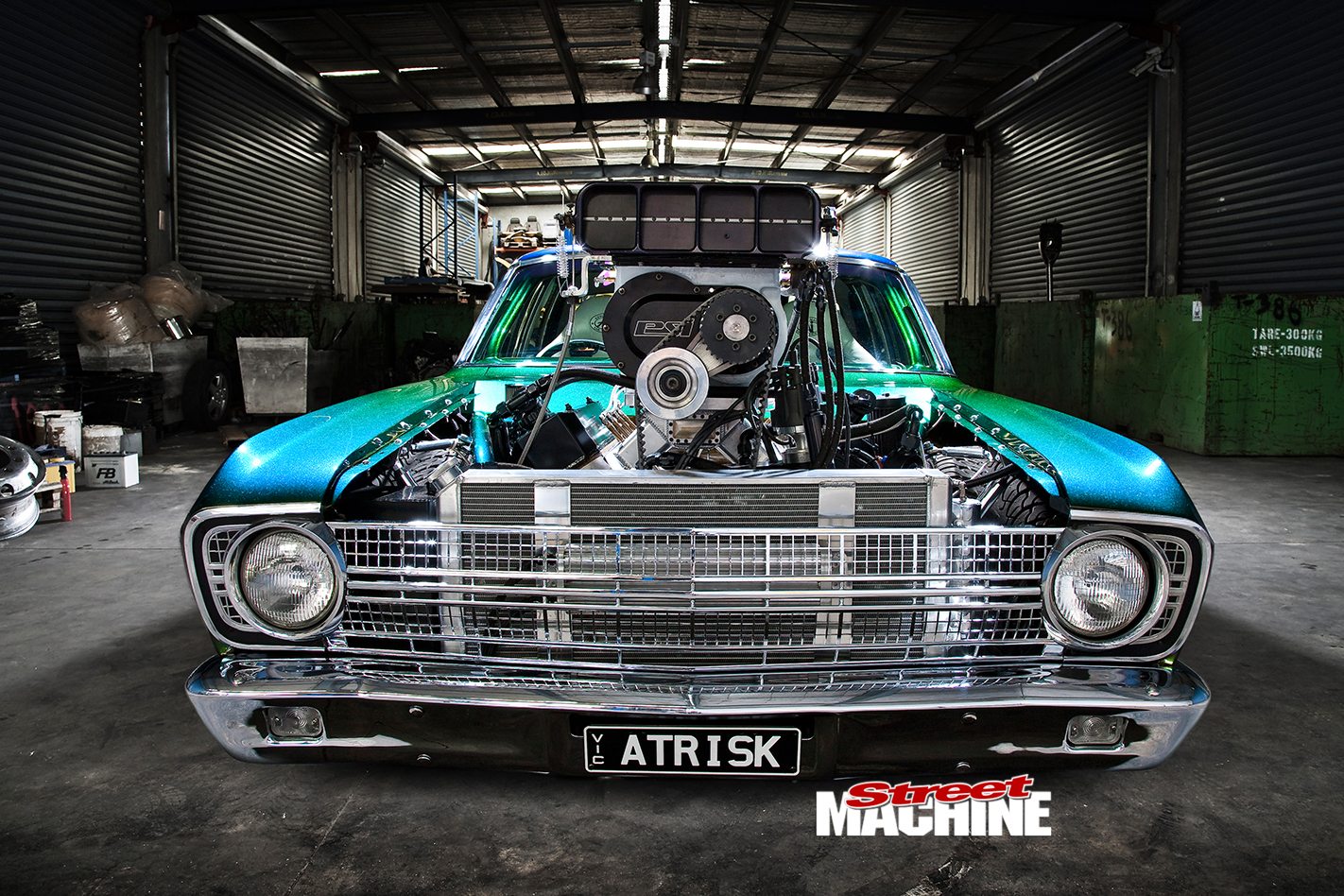 Ford -Falcon -XR-atrisk -front