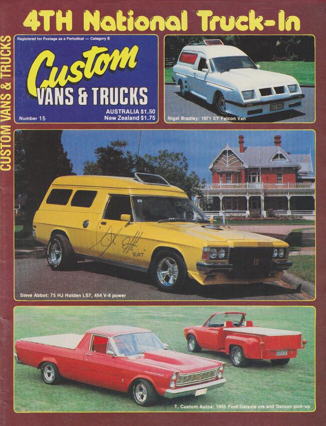 Custom -vans -van -rat