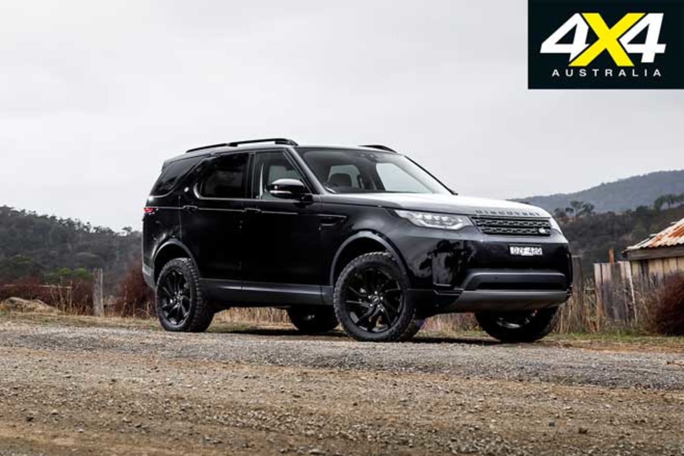 2019 Land Rover Discovery SD 4 Long Term Review Front Jpg