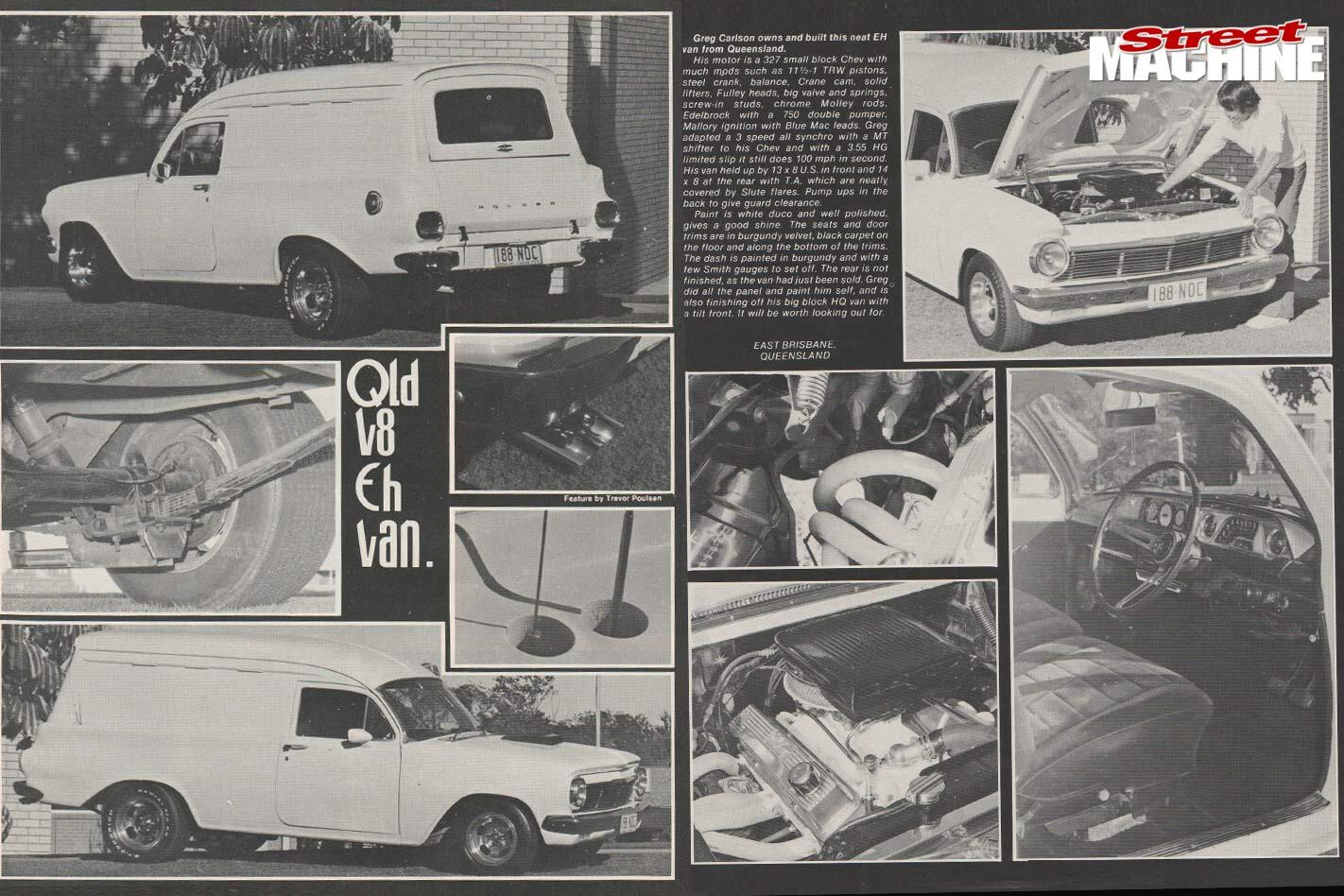 Holden EH panelvan