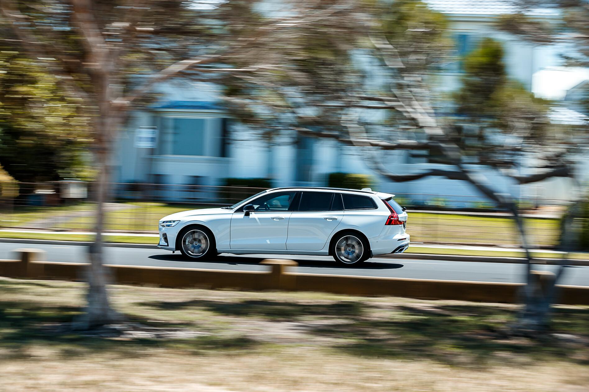 WCSA 2020 Volvo V60