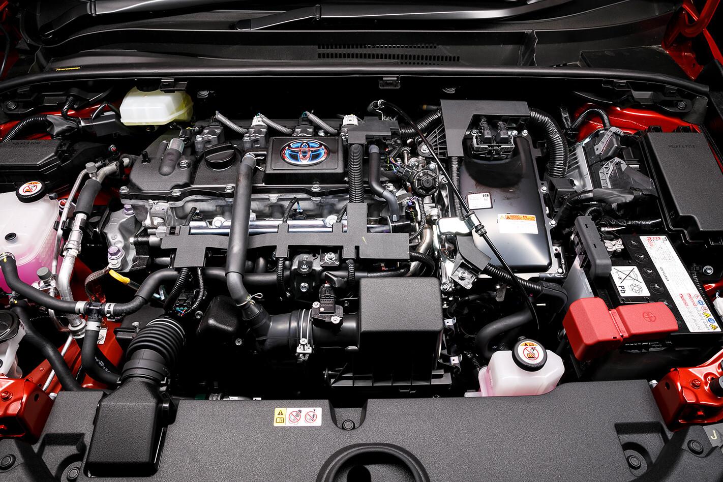 Toyota Corolla Engine Jpg