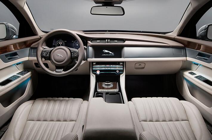 Jaguar Xf Sportbrake Interior Jpg