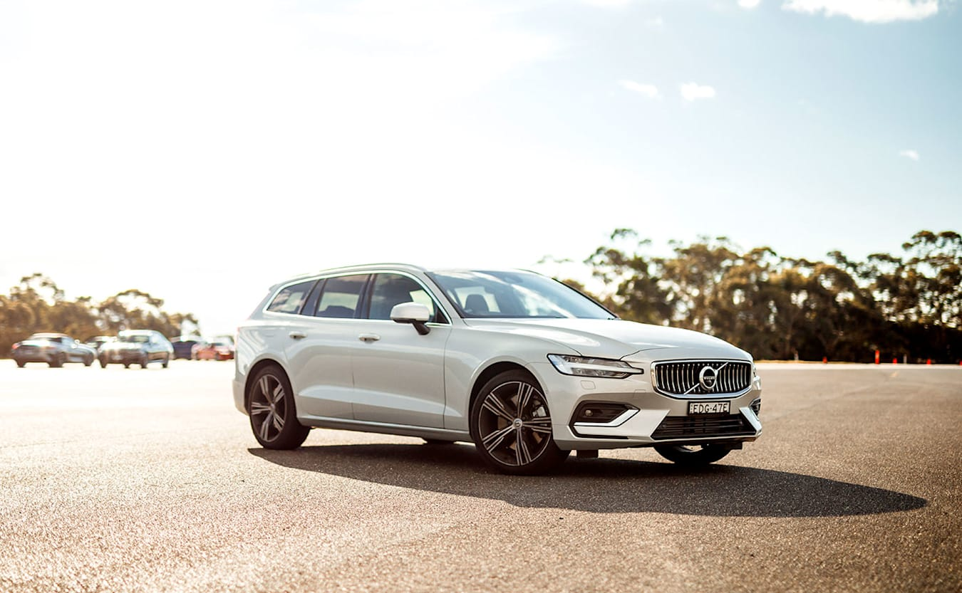 Volvo S60/V60 - Car of the Year contender