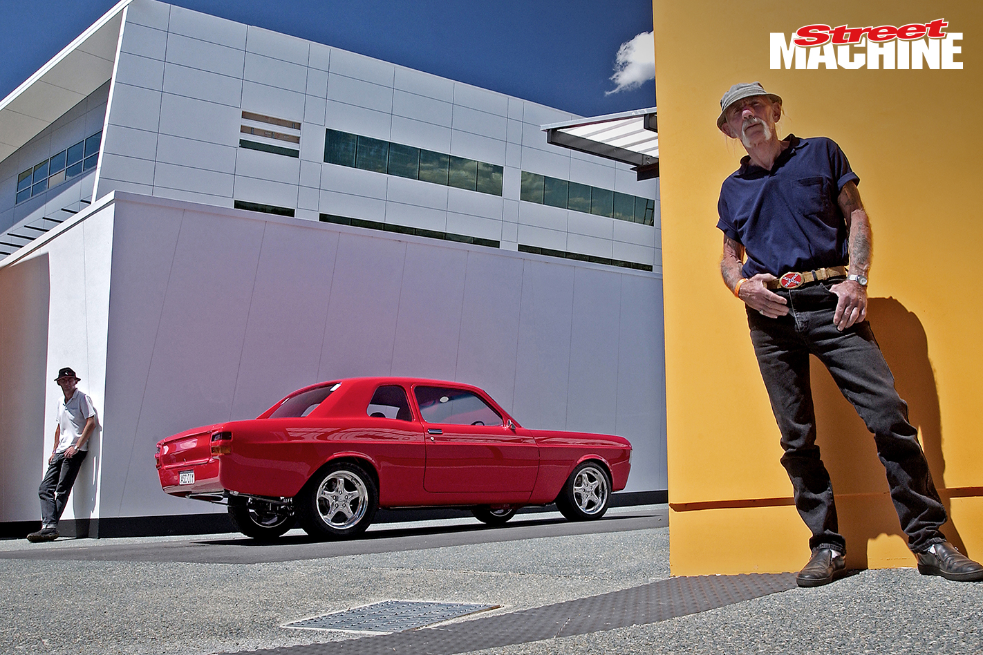 Ford XW Falcon Coupe
