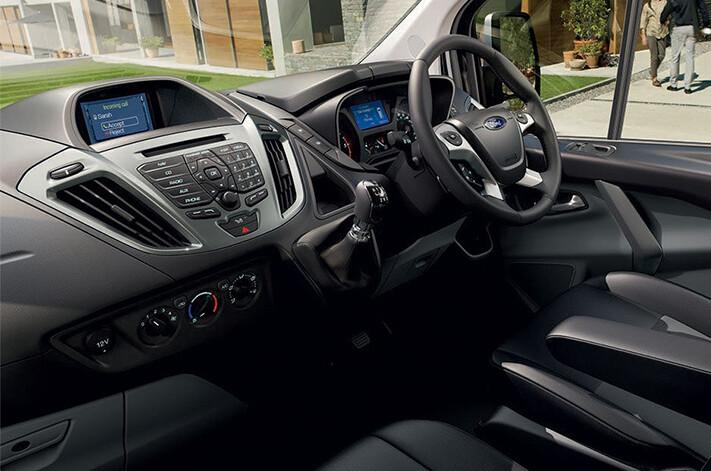 Ford Transit Interior Jpg