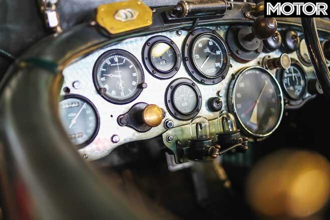 Bentley Blower Dashboard Jpg