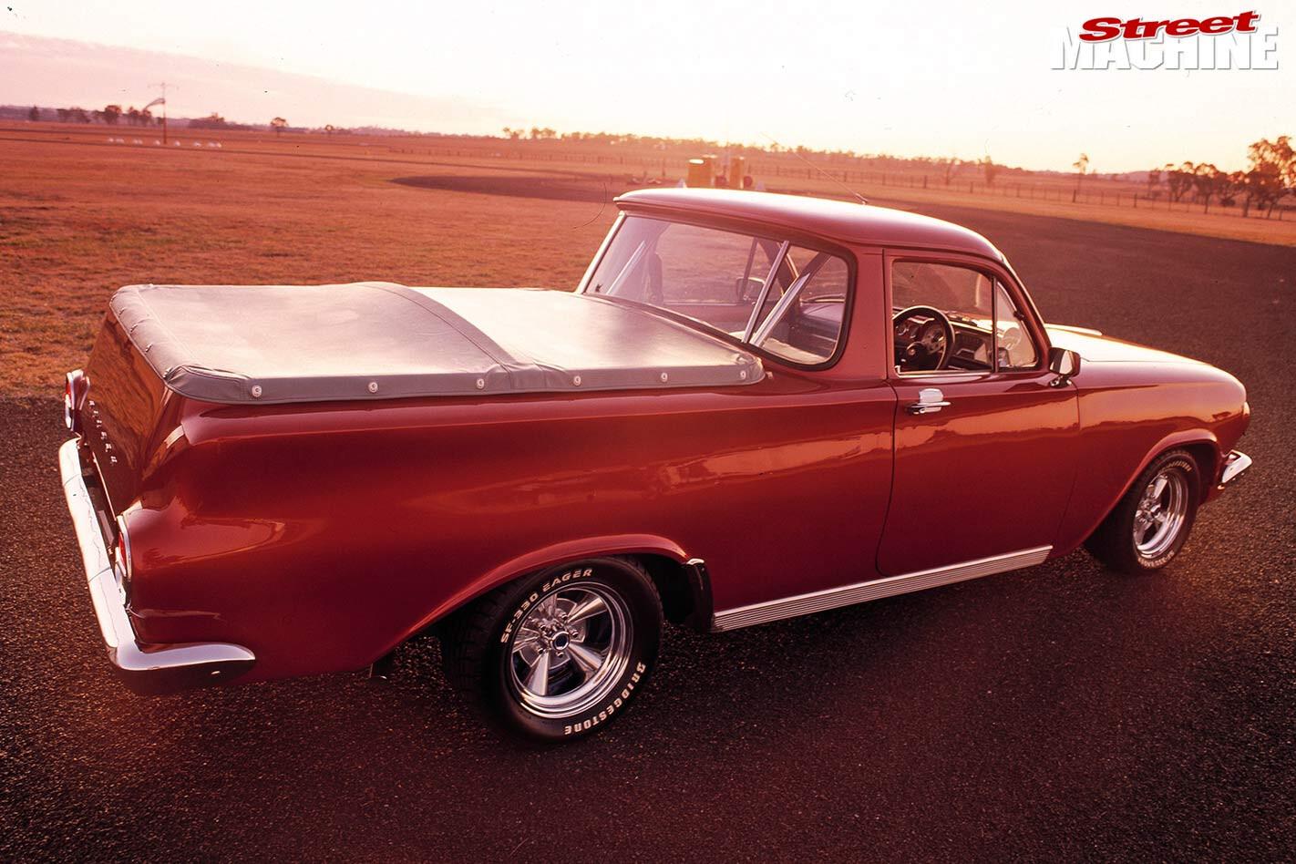 Holden EH ute rear