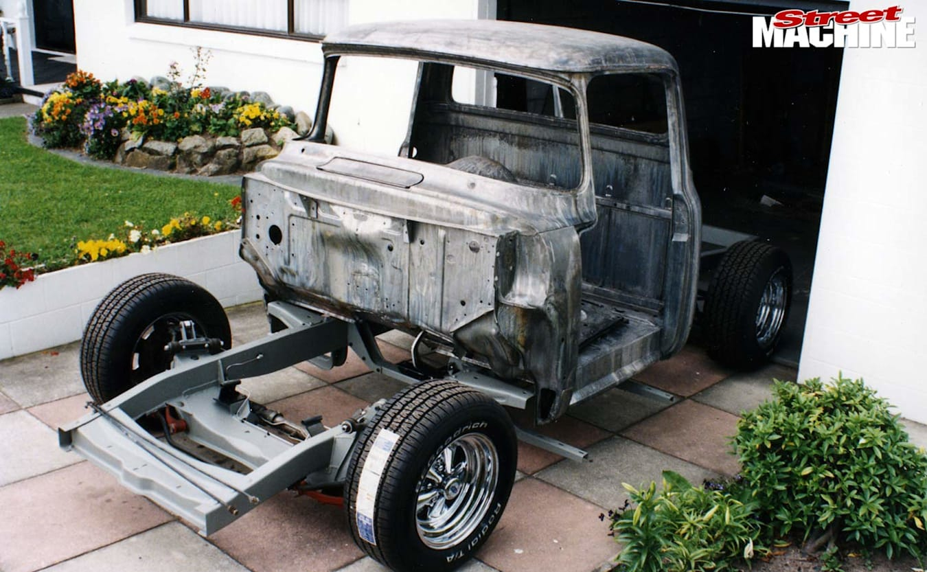 Ford F100 project