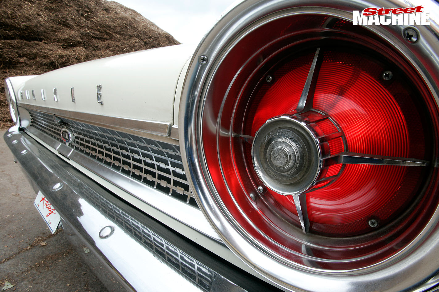 Ford Galaxie XL500 taillight