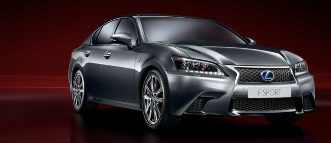 Lexus GS to attack 5 Series and E-Class