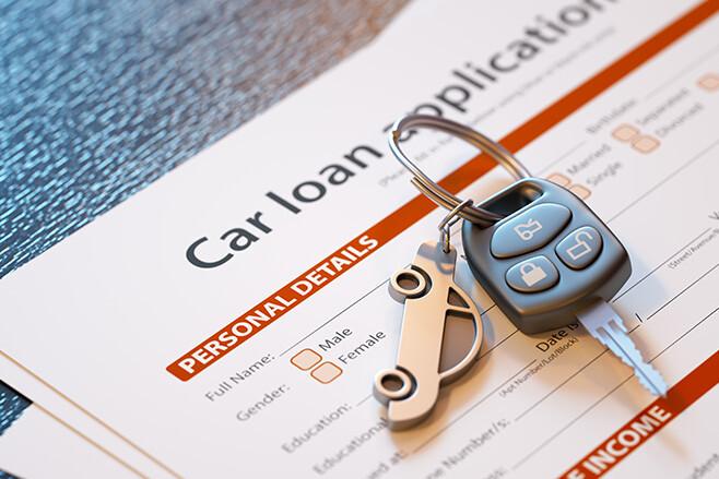 Car Loan Documentation With Car Keys Jpg