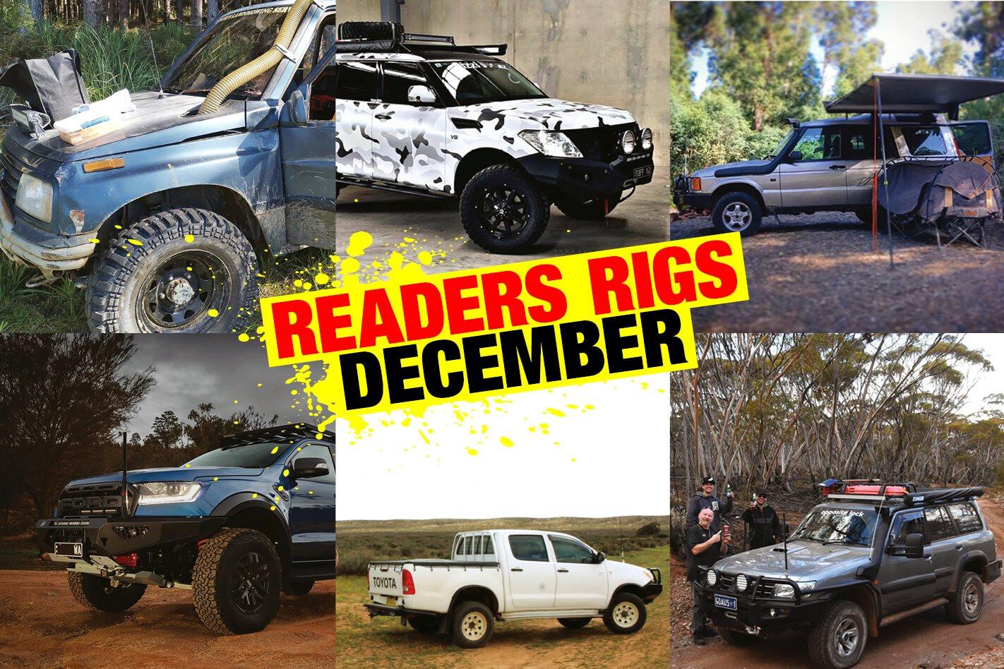 Readers Rigs December 2020