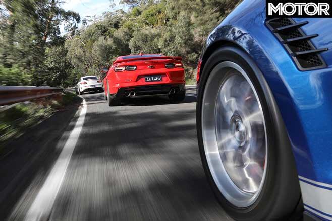2019 Chevrolet Camaro ZL 1 Vs Shelby Super Snake Vs Mercedes AMG C 63 S Coupe Drive Comparison Review Jpg