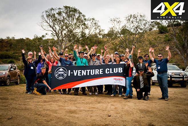 Isuzu I-Venture Club