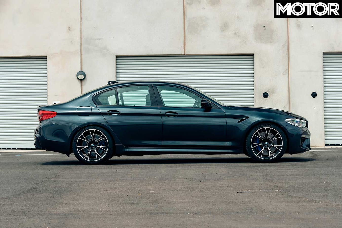 Performance Car Of The Year 2019 BMW M 5 Competition Jpg