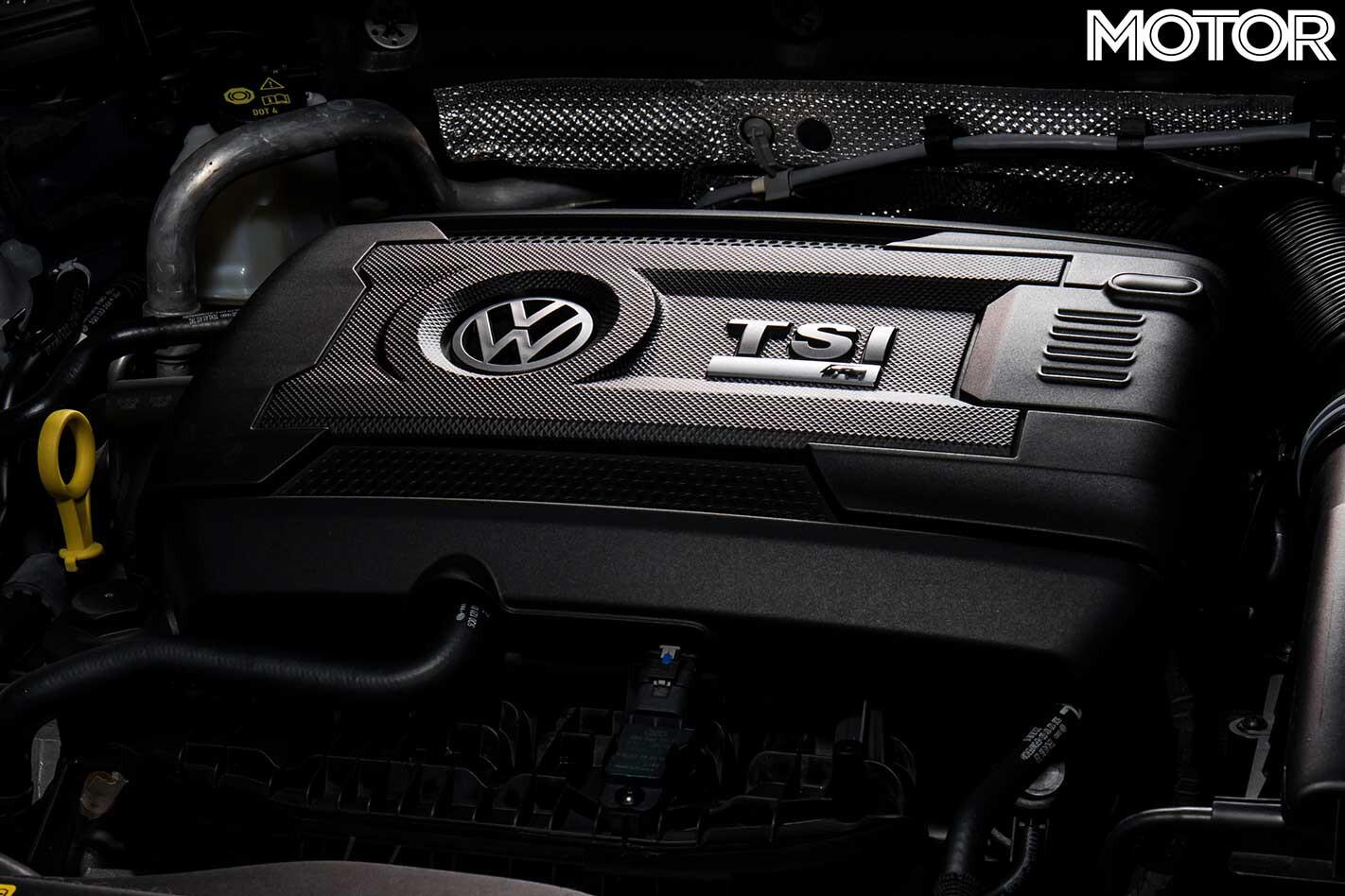 2019 Volkswagen Golf R Engine Jpg