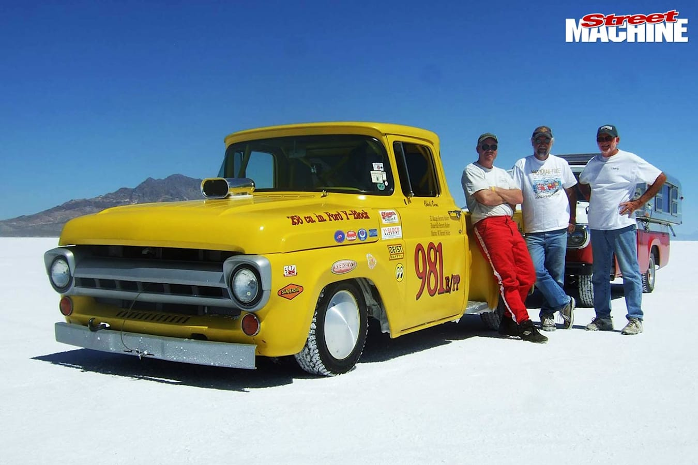 Tim McMaster 1957 F100
