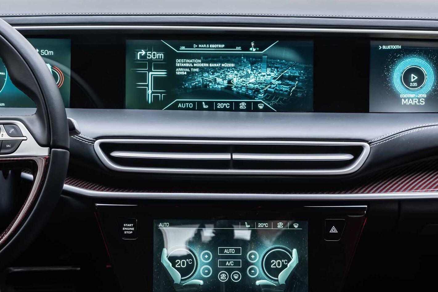 Togg Car Screens Jpg