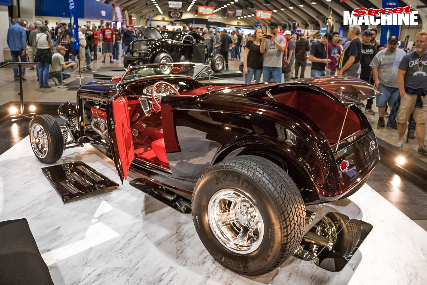 1932 Ford roadster, il Dolce Deuce