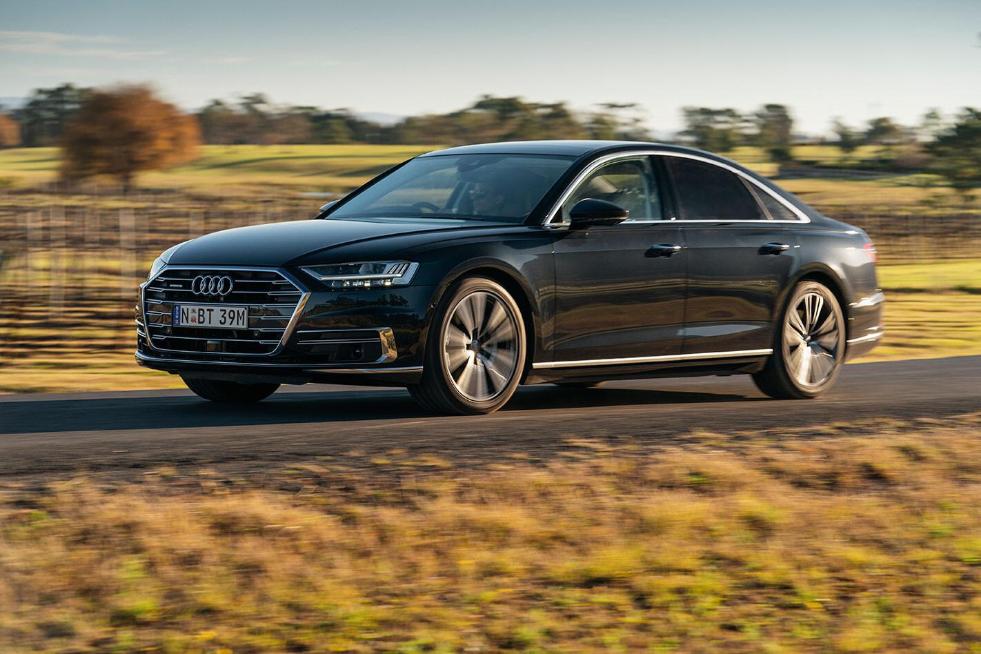 Audi A8 55 TFSI