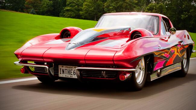 The world's fastest street car!