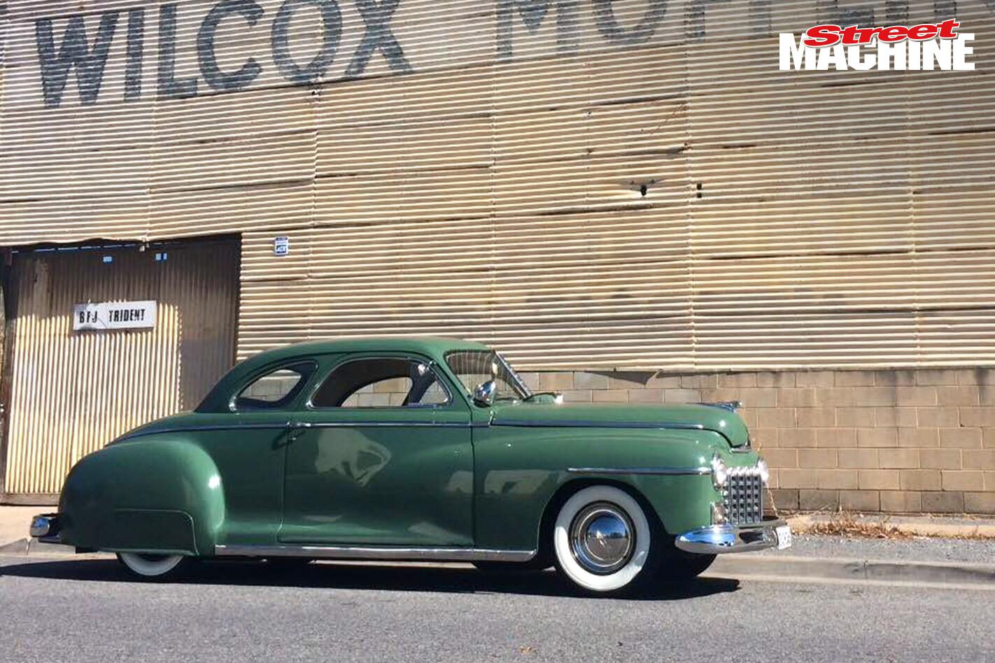 48 Dodge Club Coupe