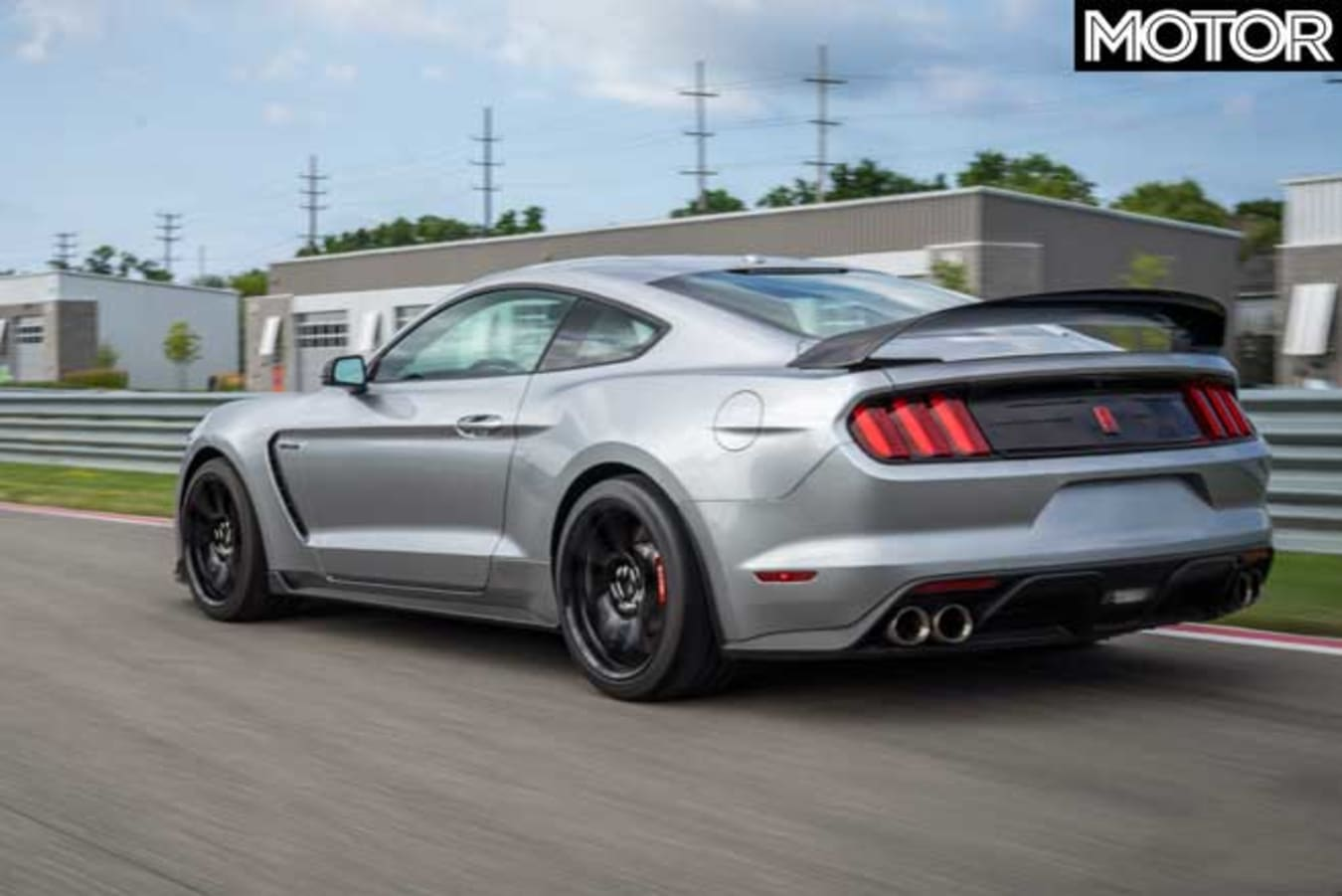 Updated Ford Mustang GT 350 R Performance 281 29 Jpg