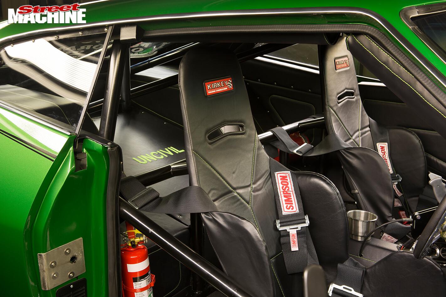 Ford -XA-Falcon -seats