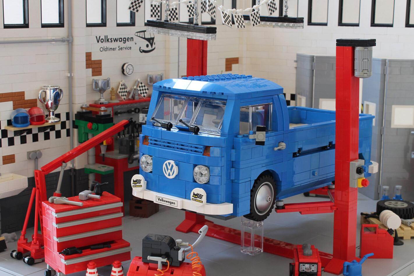 Lego VW ute