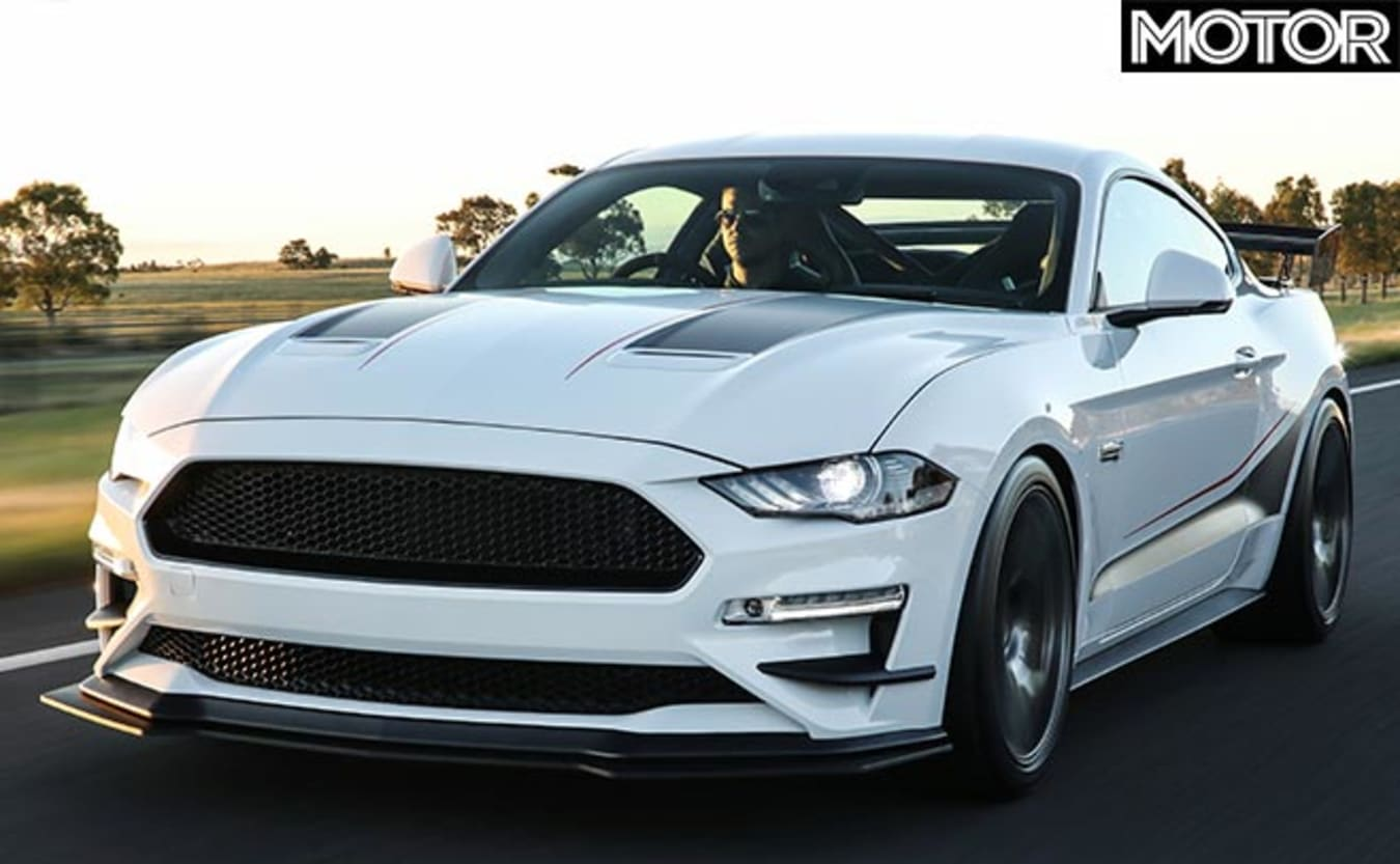 Mustang Dick Johnson Limited Edition
