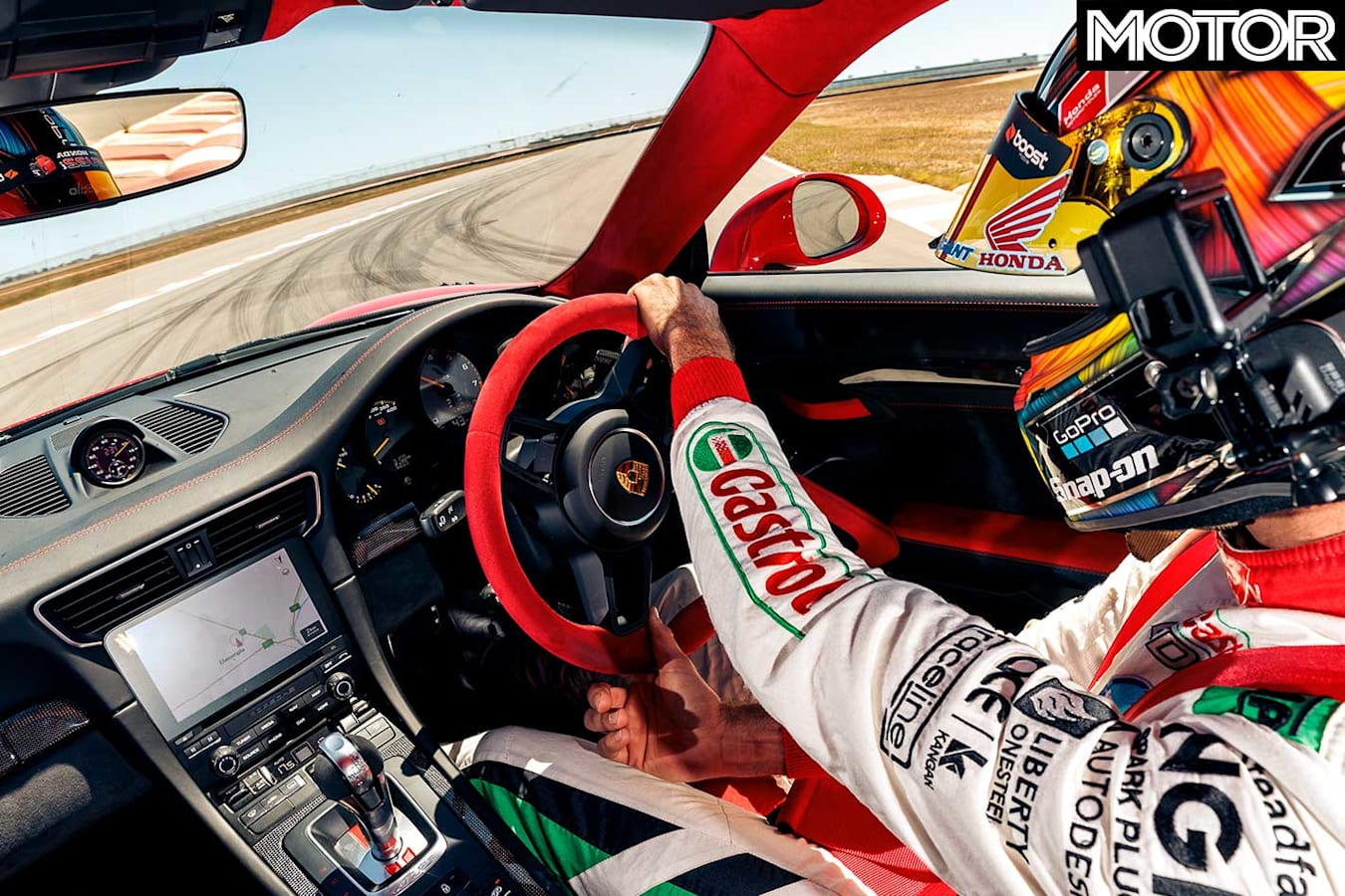 Performance Car Of The Year 2019 Porsche 911 GT 2 RS Rick Kelly Drive Jpg