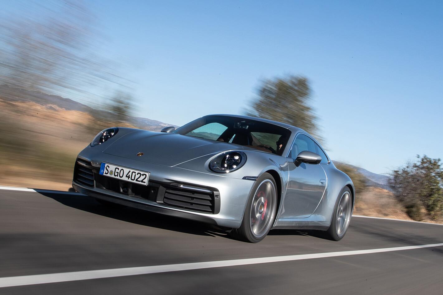 Porsche 911 Carrera S Zoom Jpg