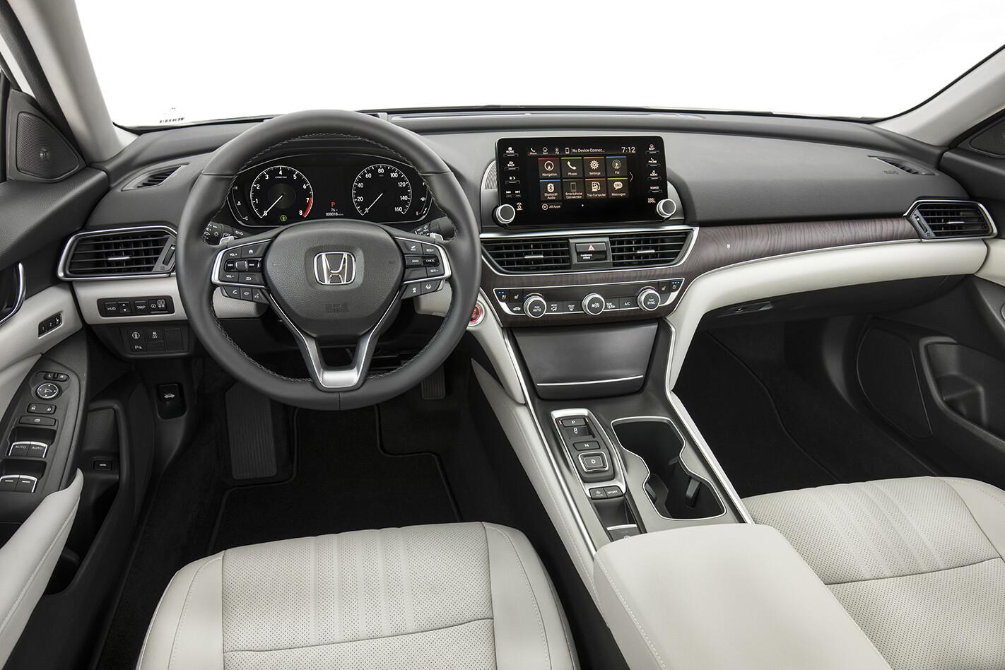 2018 Honda Accord USA Interior Dash Jpg