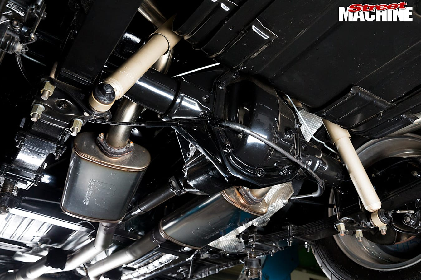Valiant VJ Regal rear end