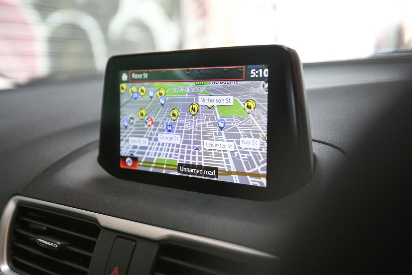 Mazda 3 Interior Touchscreen Jpg