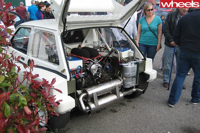 Colin -Mc Rae -Group -B-Rally -rear
