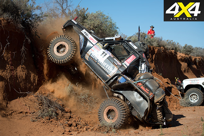 Outback challenge 4wd