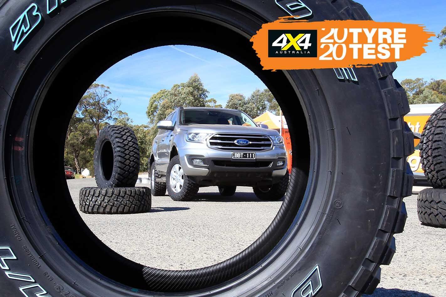 4X4 Mud Terrain Tyre Test 2020