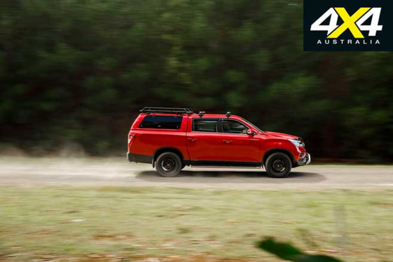 Ssangyong Musso XLV On Road Review Jpg