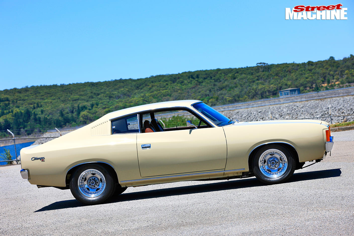 Chrysler -charger -sideview -2