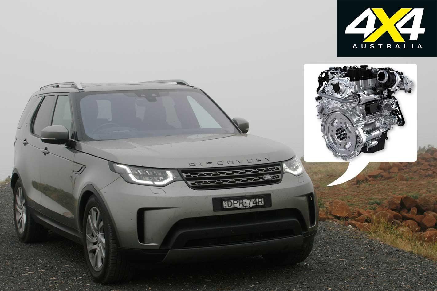 land rover discovery ingenium engine recall