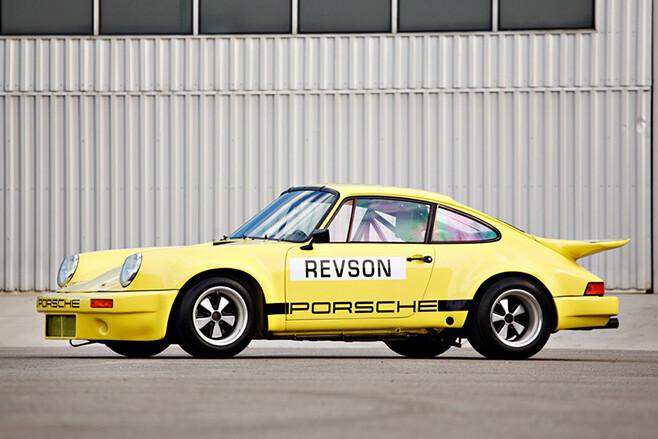 1974 Porsche 911 Carrera 3.0 IROC RSR