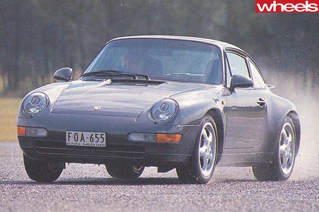 Porsche -911-driving -front