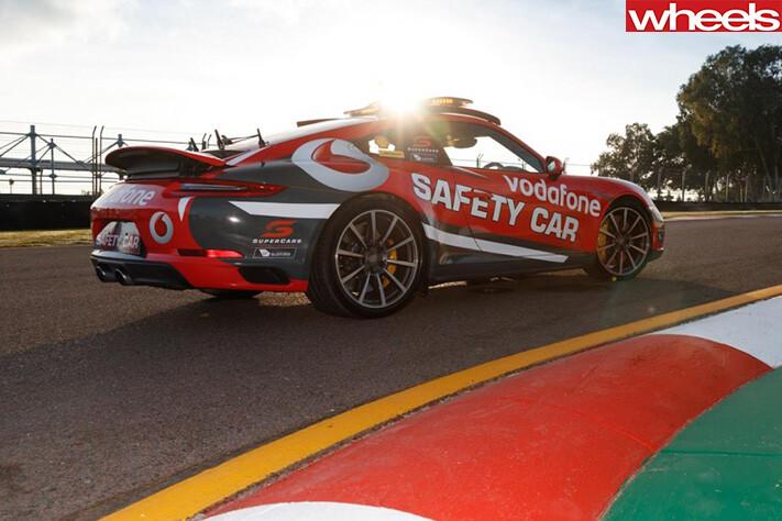 Safety Cars Of Motorsport Supercars Jpg