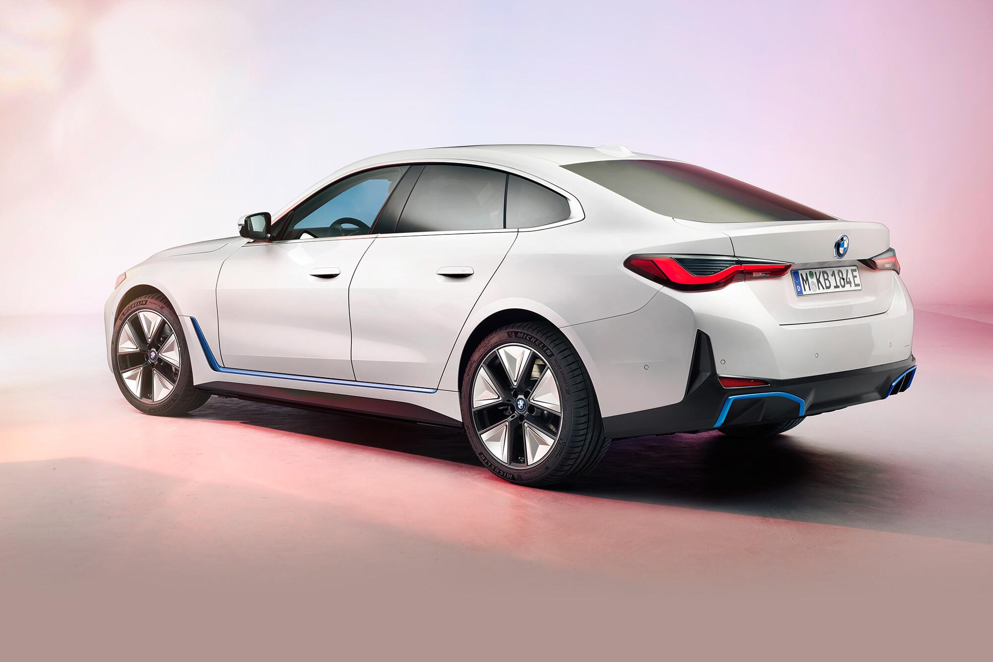 2022 Bmw I 4 Electric Car Revealed 3 Jpg