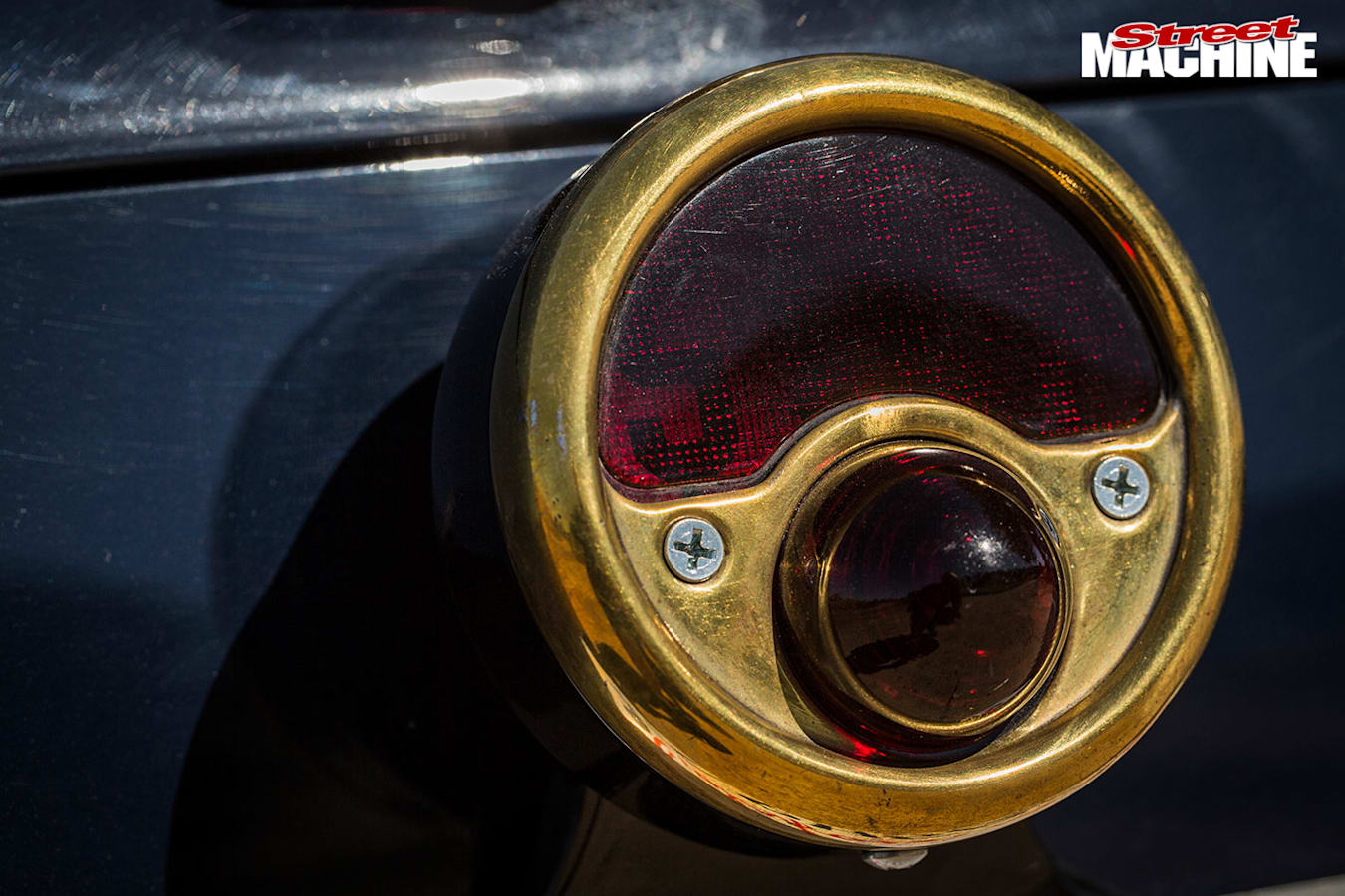 Ford Model A coupe boot knob