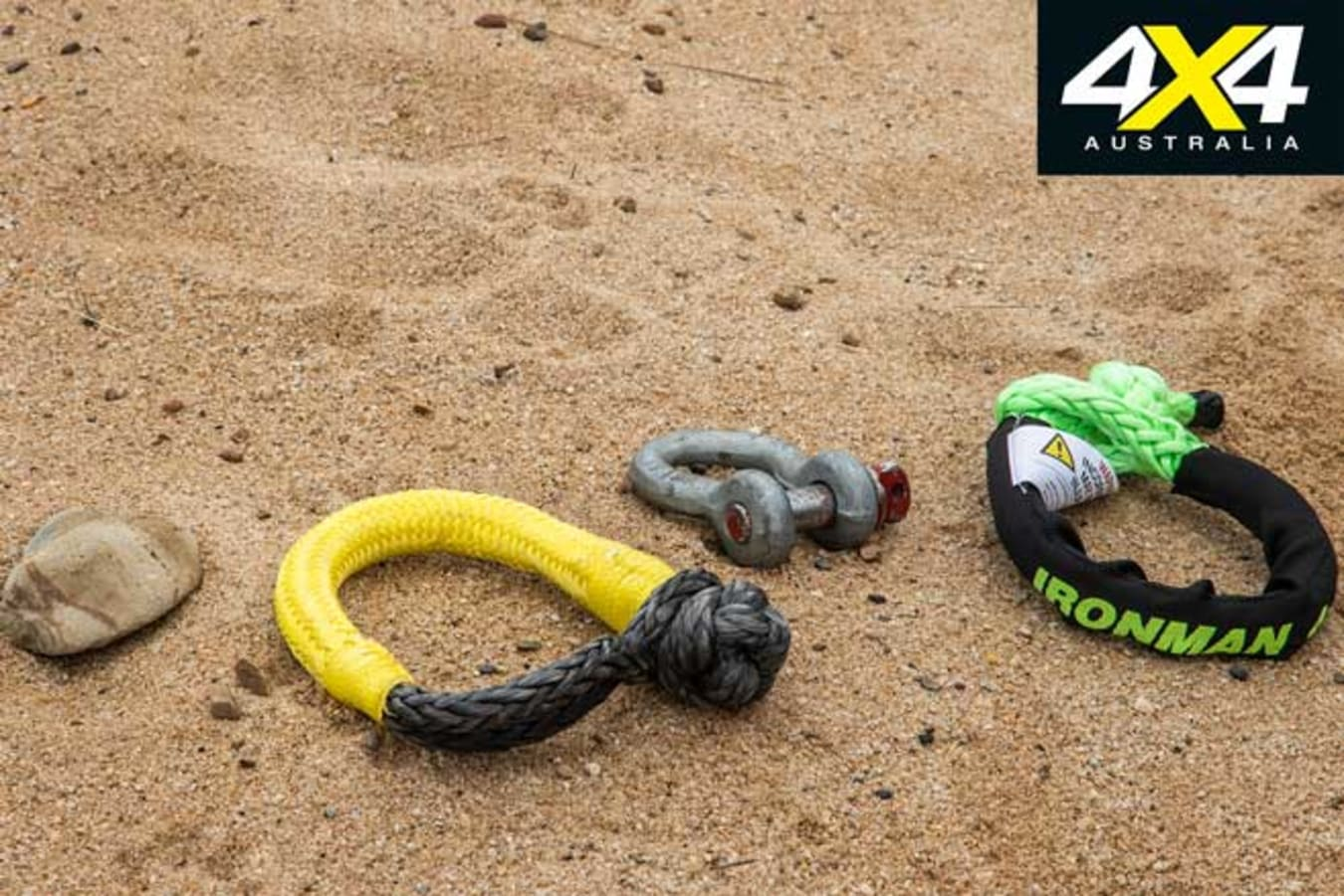 4 X 4 Kinetic Recovery Ropes Benefits How Do Kinetic Recovery Ropes Shackles Jpg