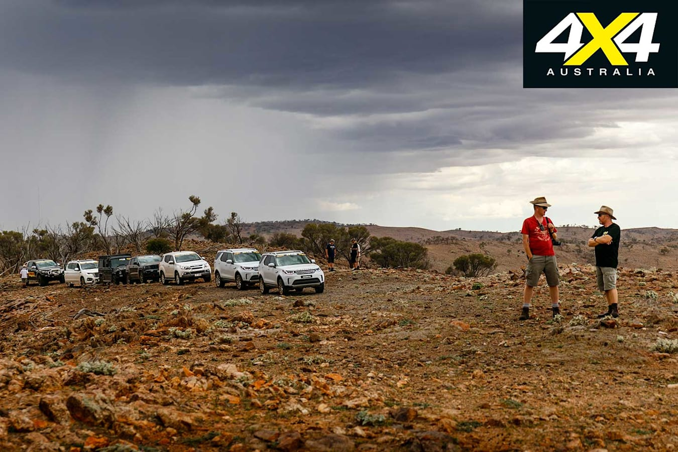 4 X 4 Australia February 2018 Issue Is On Sale 4 X 4 Of The Year Jpg